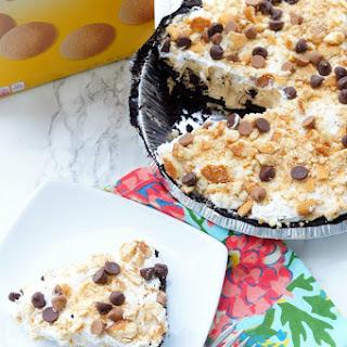 Double Cookie Peanut Butter Pie.