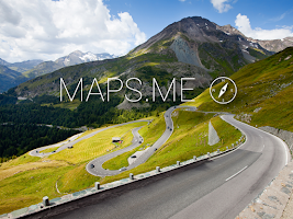 Screenshot of MAPS.ME –Offline Map & Routing