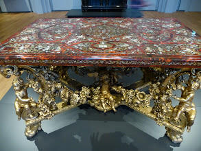 Photo: And table