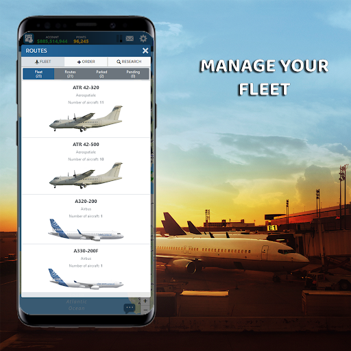Airline Manager 4 screenshots 5