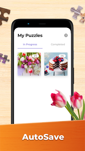 Jigsaw Puzzles  - HD Puzzle Games 1.7.2-20061447 screenshots 5