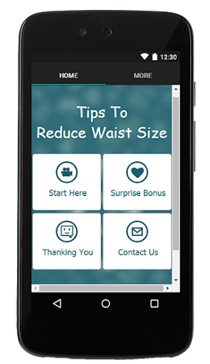 Tips To Reduce Waist Size