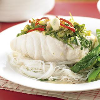Thai-Style Fish Parcels