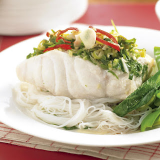 Thai-Style Fish Parcels.