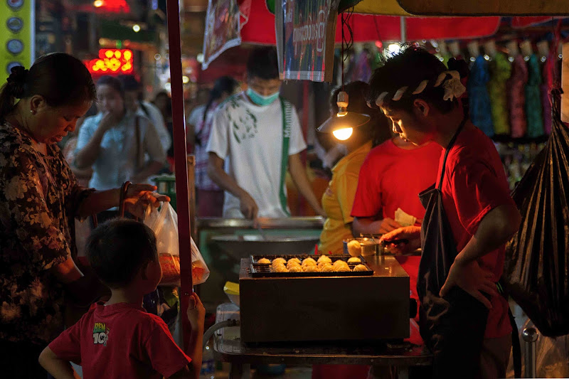 street food in chinatown di antonioromei