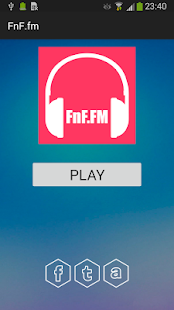 FnF.FM Radio- screenshot thumbnail