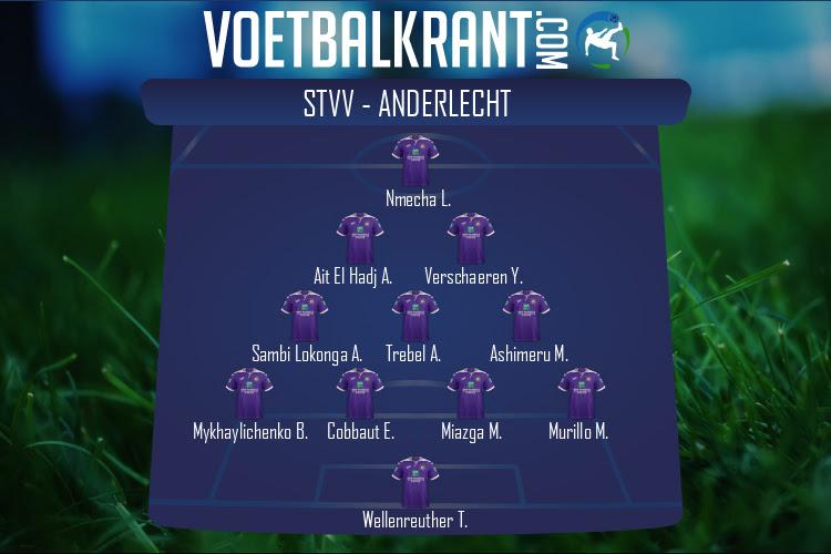 Anderlecht (STVV - Anderlecht)