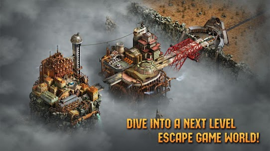 Escape Machine City 1.24 (Premium) MOD Apk 1