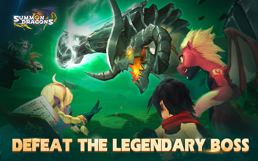 Summon Dragons modavailable screenshots 6