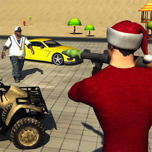 Real Gangster Christmas Crime for PC and MAC