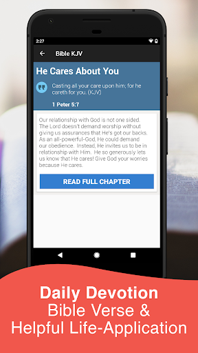 King James Bible (KJV) Free 2.0.12 screenshots 2