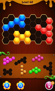 Hexaty Puzzle Screenshot