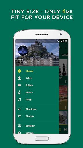 pulsar music player - mp3 player, audio player screenshot 3