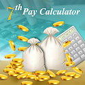 7th pay Salary Calculator icon