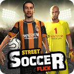Street Soccer Flick Icon