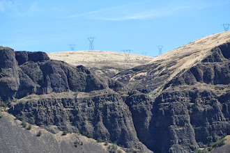 Photo: Stop 7 - Mouth of Moses Coulee - Hanging Valley