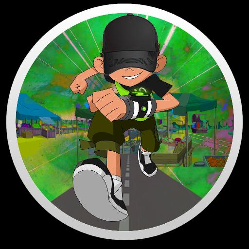 Ben : World Runner (game)