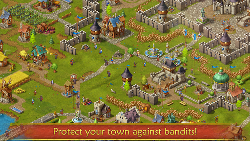 Townsmen Premium - screenshot