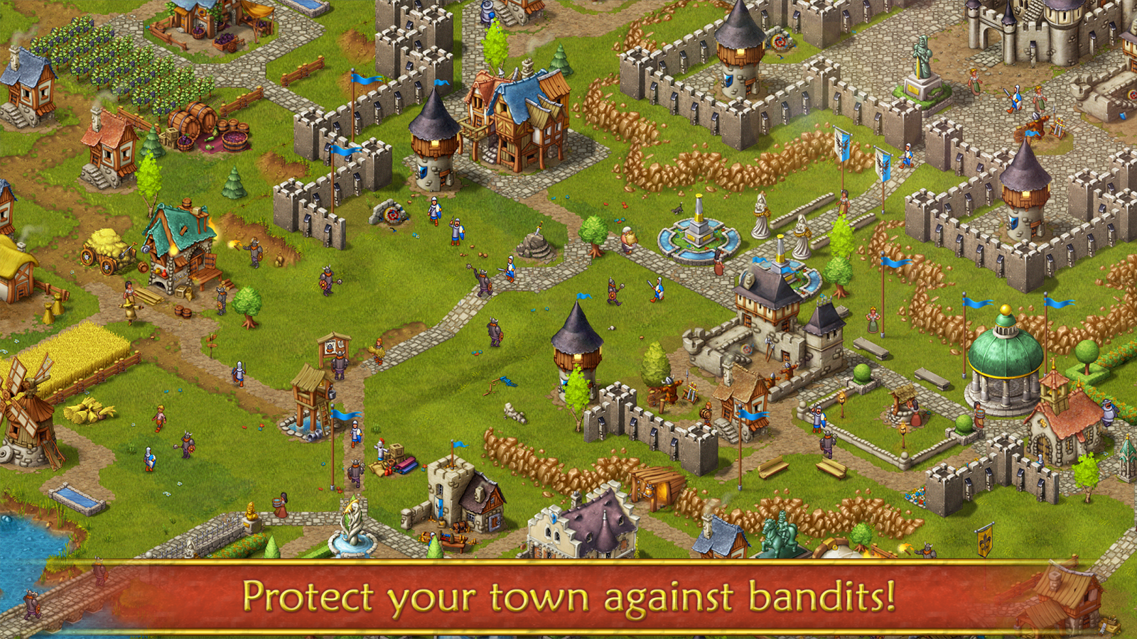 townsmen free game without internet