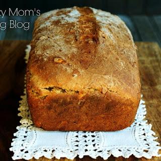 Whole Wheat Honey Nut Bread
