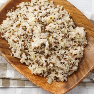 Brown Rice Lentil