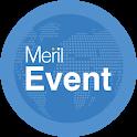 Meril Event App icon