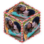 Couple Photo Cube LWP
