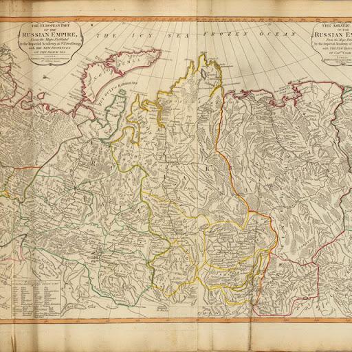carte ancienne du monde Le monde vu à travers des cartes anciennes