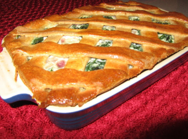 Spinach Ricotta Torta Recipe