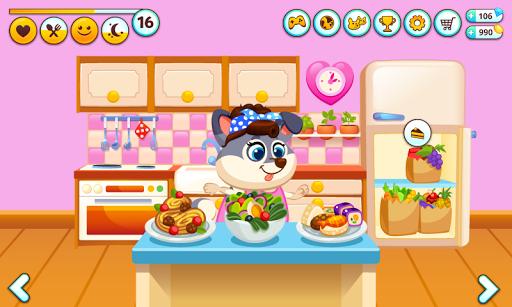 Duddu - My Virtual Pet apkdebit screenshots 5