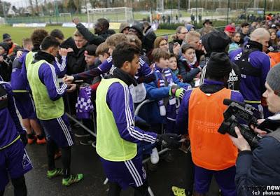 Le 'nouveau Roberto Carlos' a fait forte impression à Anderlecht