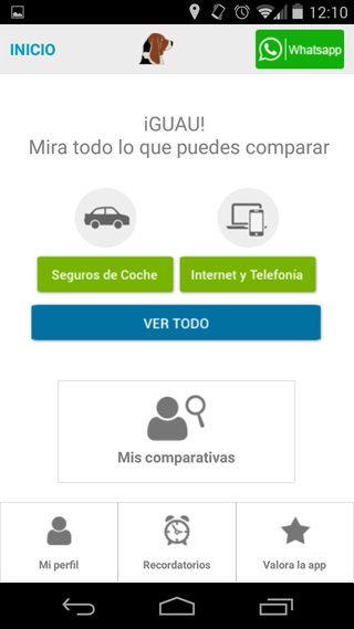 Rastreator : Tu Comparador- screenshot