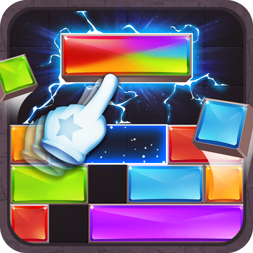 Sliding Block Puzzle: Jewel Blast Icon