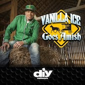 Vanilla Ice Goes Amish