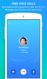 Zalo – Video Call Screenshot