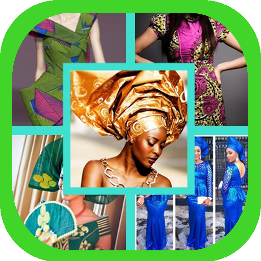 African Fashion Design (app)
