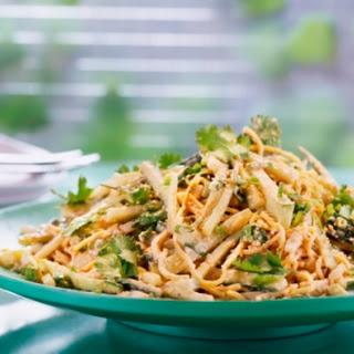 Cucumber Sesame Noodle Salad