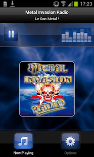 Metal Invasion Radio- screenshot thumbnail