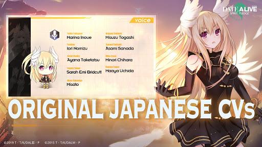 Date A Live: Spirit Pledge - Global 1.10 Screenshots 5