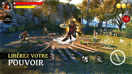 Iron Blade: Medieval Legends RPG Capture d'écran