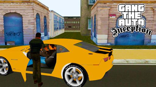 Gang The Auto: Inception  captures d'u00e9cran 1