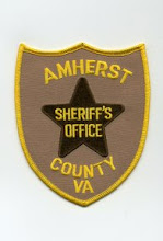 Photo: Amherst County Sheriff