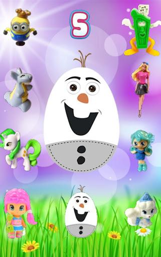 玩免費模擬APP|下載Surprise Eggs for Kids app不用錢|硬是要APP
