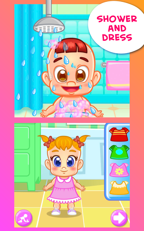 Little Baby Doctor- screenshot