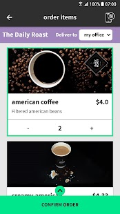 antwork app - náhled