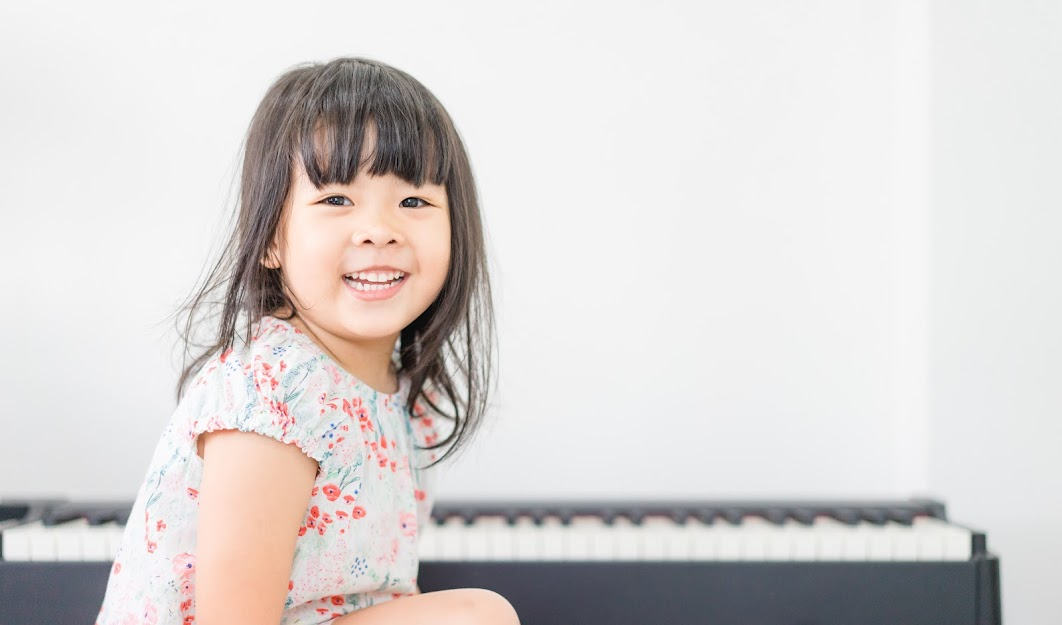 Piano Games for A Severely Disabled Girl