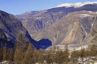 Photo: Вот и долина реки Чулышман