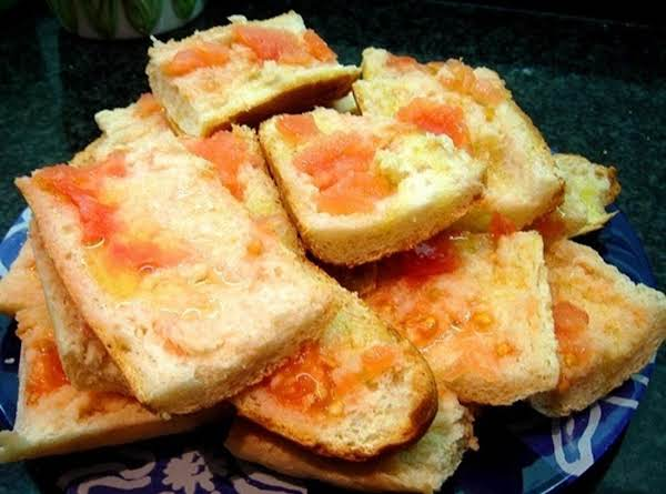 Tomato Bread Recipe