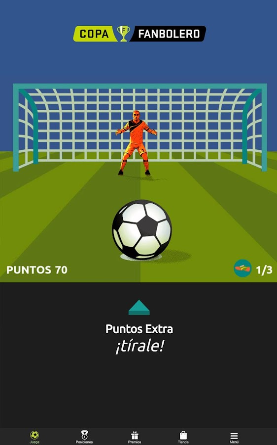 Copa Fanbolero- screenshot