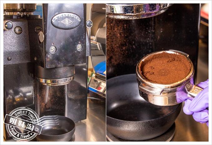 咖啡平方磨豆機